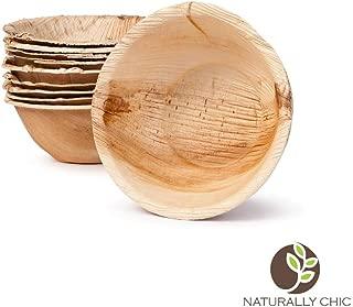 Best palm leaf bowl Reviews
