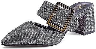 zaragfushfd Women Peep Toe Pumps Platform Heel Stiletto Sandals Wedding High Heels