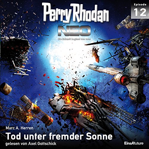 Tod unter fremder Sonne audiobook cover art