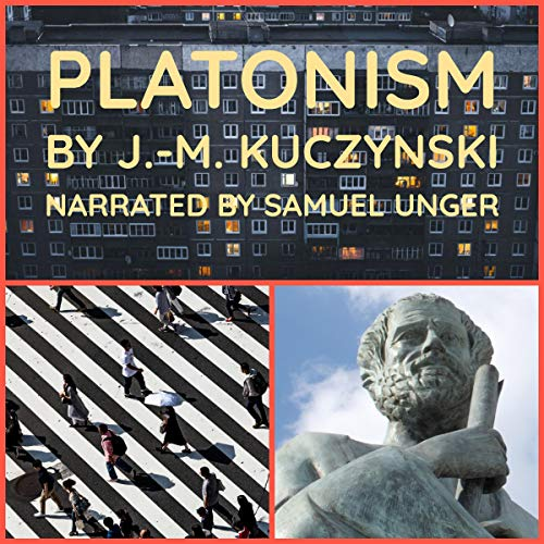 Platonism audiobook cover art