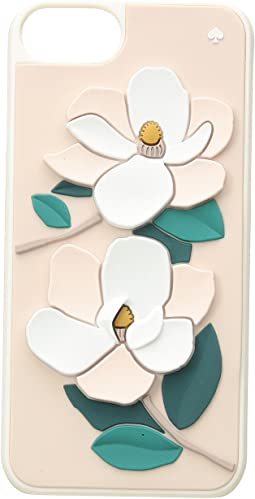 Kate Spade New York - Silicone Magnolia Phone Case for iPhone® 7/iPhone® 8