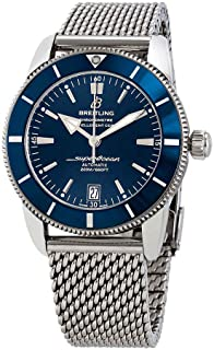 Superocean Heritage II Automatic 46 mm Blue Dial Men's Watch AB2020161C1A1