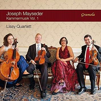 Mayseder: Kammermusik, Vol. 1