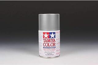Rc Cars Accessories Tamiya Ps-12 Polycarb Spray Silver Paint 3oz Tam86012