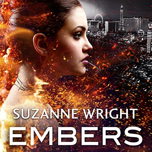 Embers audiobook cover art