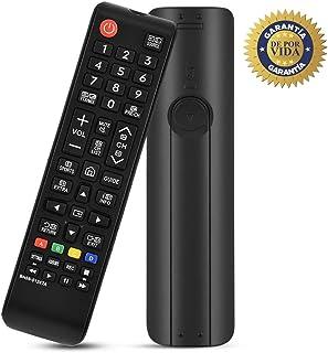 MYHGRC Nuevo reemplazo Control Remoto de TV Samsung BN59-01247A Ajuste para TV Samsung - No se Requiere configuración TV Control Remoto Universal Universal