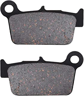 KYN for Gas Gas EC 250 300 450 F (AII Models/4T) 2012 2013 2014 2015 EC250 EC300 EC450 EC250F EC300F EC450F Motorcycle Front Rear Brake Pads Organic Disc (Rear)