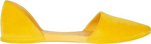 Alpine Yellow Velvet