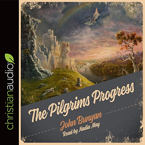 Pilgrim's Progress audiobook cover art