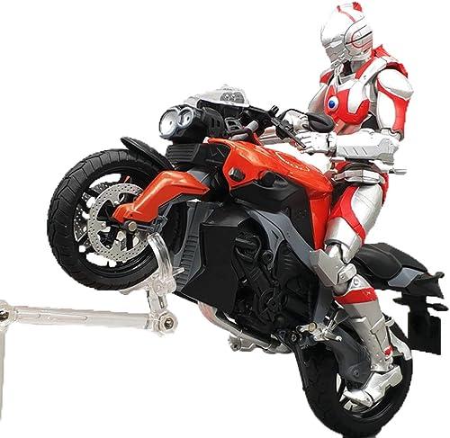 WYZBD Spielzeug Modell Superman Rüstung bewegliches Modell handgemachte Spielzeugpuppe,B
