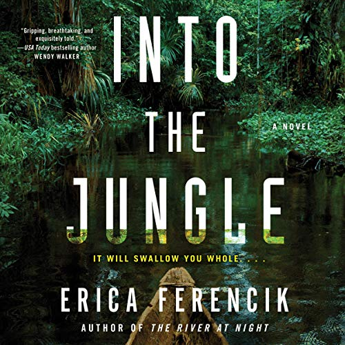 Into the Jungle audiobook cover art