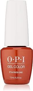 OPI GelColor, Orange Color Gel Nail Polish