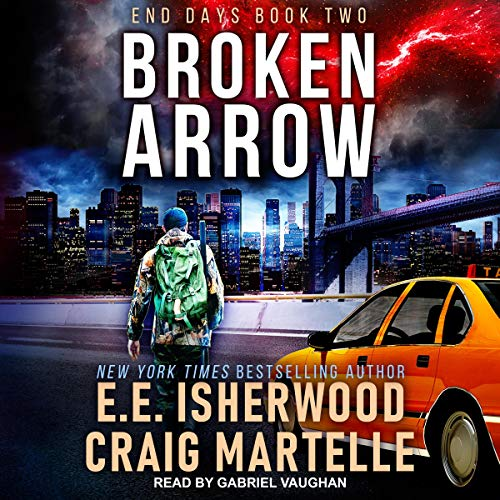 Broken Arrow audiobook cover art