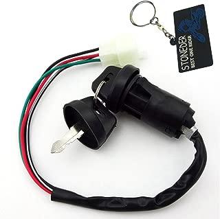 XLYZE On Off Start Interruptor de llave de encendido para generador de gas DuroMax XP4400E XP4400EH XP8500E XP10000E