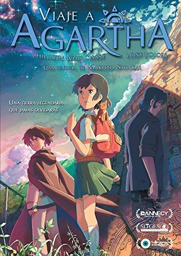 Viaje A Agartha [DVD]