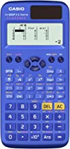 Casio FX-85SP X II - Calculadora Científica, Recomendada para el Curriculum Español y Portugués, 293 funciones, solar, Azul