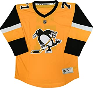 Outerstuff Pittsburgh Penguins Evgeni Malkin Youth NHL Replica Alternate Jersey