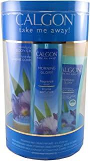 Calgon Morning Glory 4 Piece Gift Set