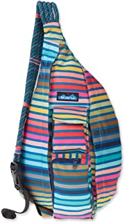 kavu rope bag electric rain