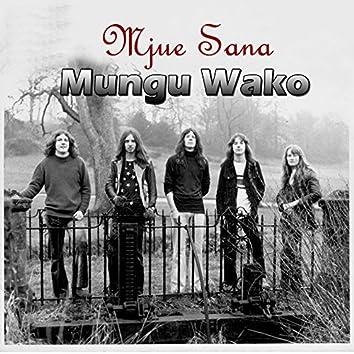 Mjue Sana Mungu Wako