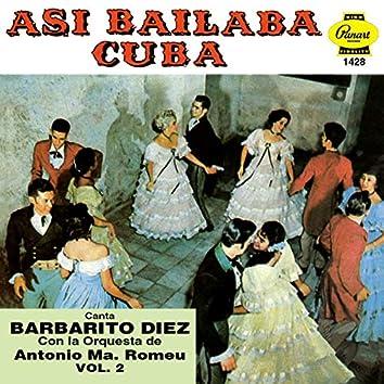 Así Bailaba Cuba, Vol. 2