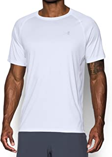 Under Armour Men's Heatgear Run Short Sleeve T-Shirt