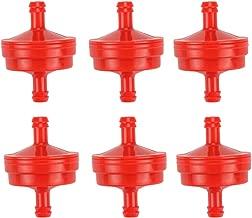 Milttor 6 Packs 394358 298090 Fuel Filter for 1/4