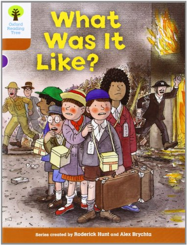 Oxford Reading Tree: Level 8: More Stories: What Was It Like?の詳細を見る