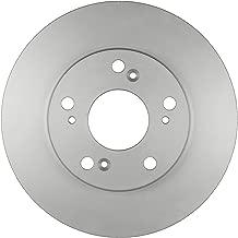 Bosch 26010750 QuietCast Premium Disc Brake Rotor For Acura: 2002-2006 RSX; Honda: 2004-2011 Civic, 2011-2015 CR-Z; Front
