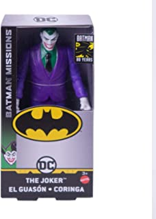 "Batman Missions The Joker 6"" Figure"