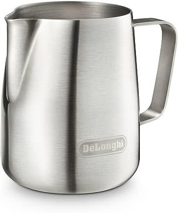 De'Longhi  Milk Pitcher Frothing Jug 400ML (Silver)