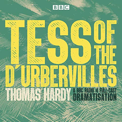 Page de couverture de Tess of the D'Urbervilles