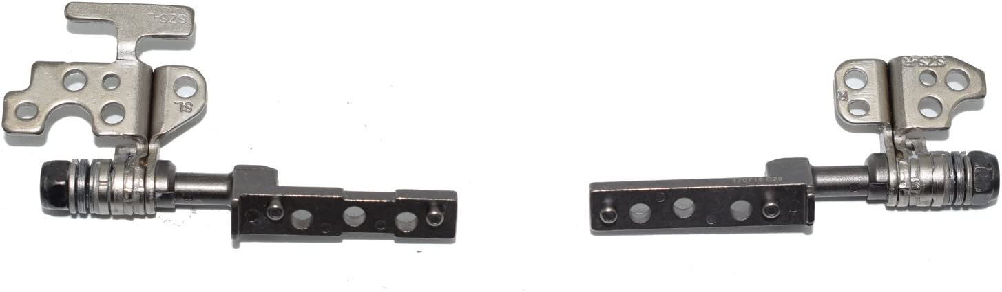 New Right & Left LCD Hinge Screen Axis Sharft for Dell XPS 15 9550 9560 Precision 5510 5520