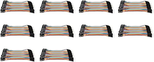 10 x Quantity of Walkera Runner 250 (R) Advanced GPS Quadcopter Drone Dupont 40 Qty 10cm 2.54mm 1pin Female to Male Jumper Wire Cables - FAST FROM Orlando, Florida USA