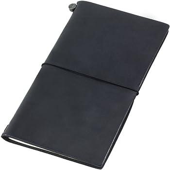 トラベラーズノート レギュラーサイズ 黒 13714006