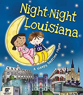 Night-Night Louisiana (Night-night America)