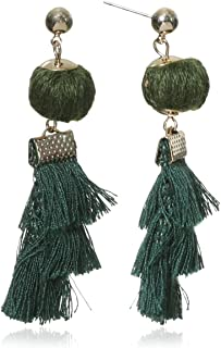 Gold Plated Earring For Women (drop-4)