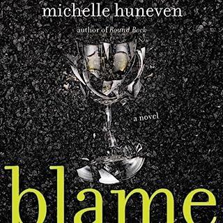 Blame audiobook cover art