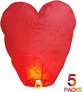 Best valentine's day sky lanterns Reviews
