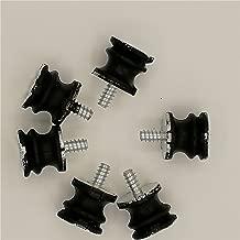 shiosheng Isolator Buffer Mounts Fit Husqvarna 61 266 268 272 XP 272XP JONSERED 625 630 Super 670 Champ Chainsaw 501699401