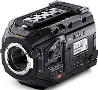 Blackmagic Design URSA Mini Pro 4.6K G2 - Videocámara (Tarjeta de Memoria CFast 2.0SD 102 cm (4) LCD Videocámara Manual Negro)