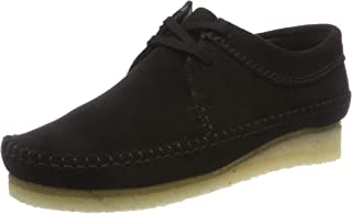 Clarks Originals Womens Weaver Suede Shoes