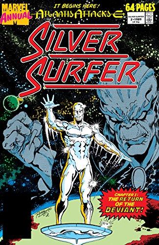 Silver Surfer (1987-1998) Annual #2 (English Edition)