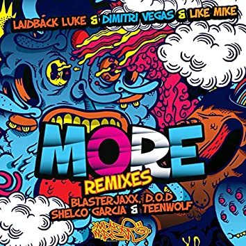 More (The Remixes)