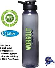 Sportigoo PRO-Z 1 LTR Cycling Water Bottle - Translucent
