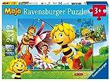 Ravensburger - Puzzle Abeja Maya, Pack de 2 x 12 piezas (75942)