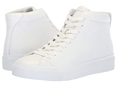 rag & bone RB1 High Top Sneakers (White) Men
