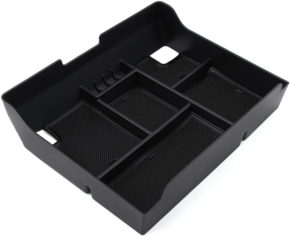 AndyGo Center Console Sale Insert Organizer for Tray Cadillac Esc Latest item Fit