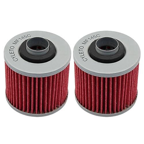 Cyleto filtro olio per Yamaha XV500/Virago 500/1983/1984//1982//XV 535/XV535/Virago 535/1987/ /2002//XV700/Virago 700/1984/ /1987