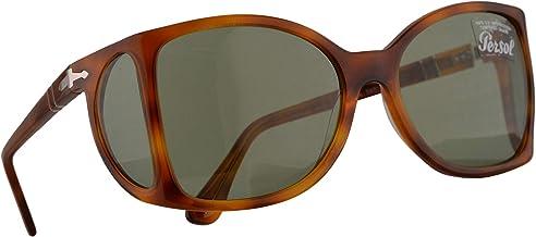 Persol 0005-S Sunglasses Terra Di Siena w/Green Lens 54mm 9652 PO 0005S PO0005S PO0005-S